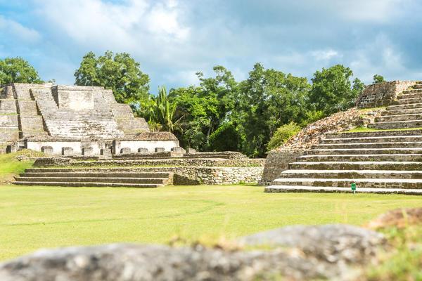 Altun Ha Temple, Belize, Central America (Photo: Marcelo Alex/Shutterstock)