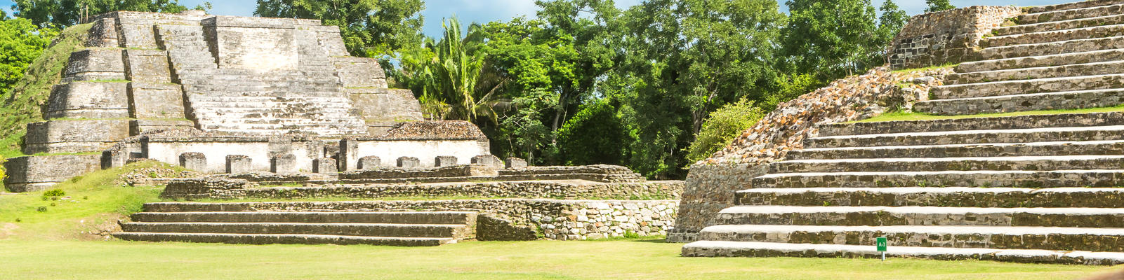 Altun Ha Temple, Belize, Central America (Photo: Marcelo Alex/Shutterstock)