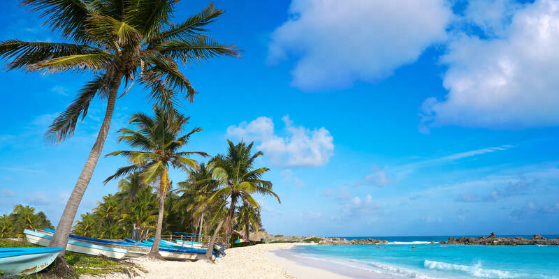 Cozumel Island in Riviera Maya of Mayan Mexico (Photo: Tono Balaguer/Shutterstock)