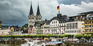 Koblenz, Germany (Photo: Bob Pool/Shutterstock)