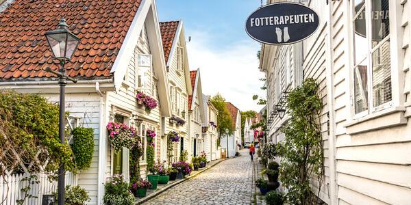 Stavenger, Norway (Photo: RUBEN M RAMOS/Shutterstock)