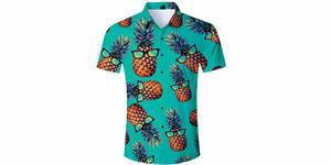 Outrageous Hawaiian Printed Shirts (Photo: Amazon)