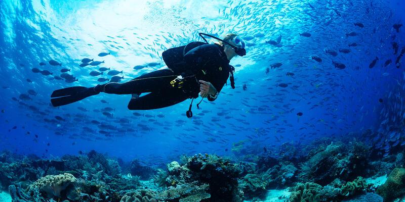 Scuba Diving (Photo: Jukkis/Shutterstock)