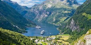 Norwegian Fjords cruise (Photo: Marco Saracco/Shutterstock.com)