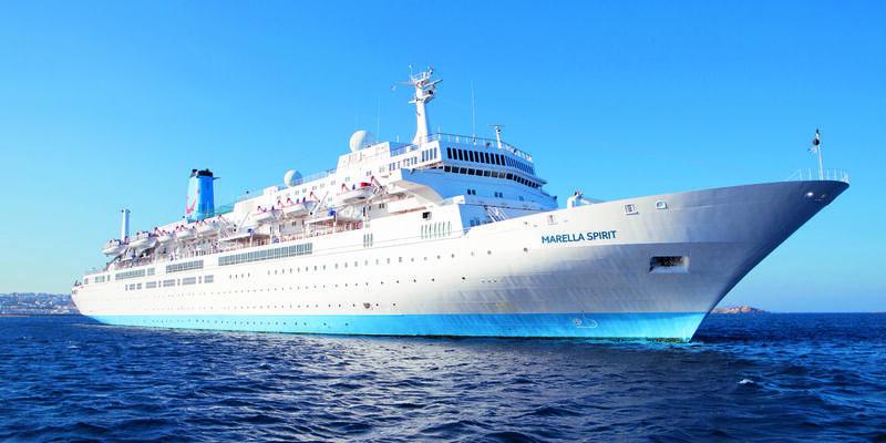Marella Spirit (Photo: Marella Cruises)