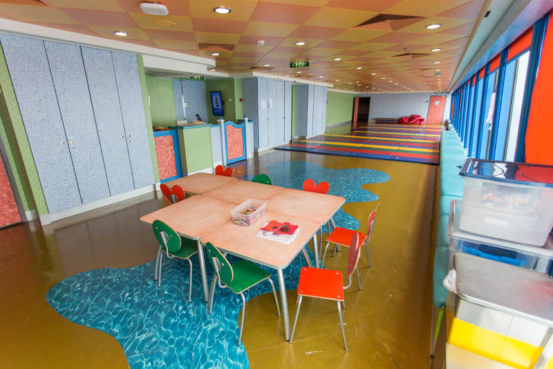 Splash Academy on Norwegian Pearl