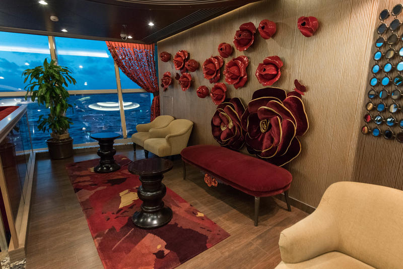 Vintages on Brilliance of the Seas