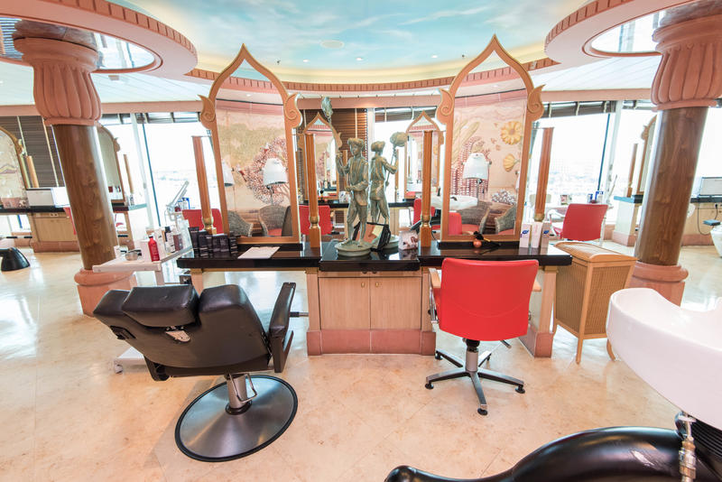 Vitality Spa & Salon on Brilliance of the Seas