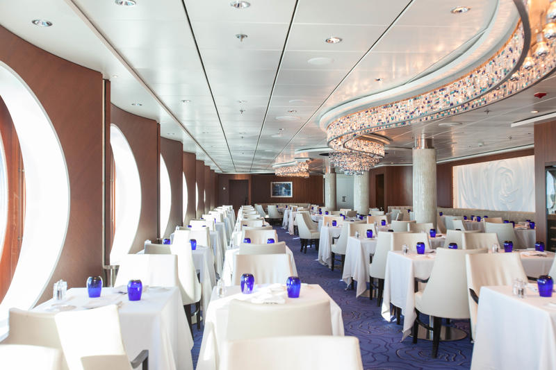 Blu on Celebrity Constellation