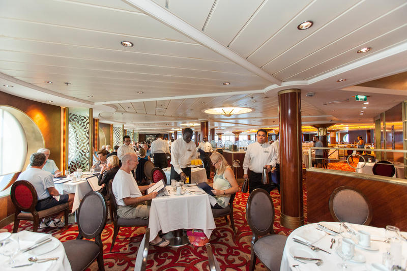 San Marco Restaurant on Celebrity Constellation