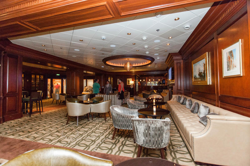 Michael's Club on Celebrity Constellation