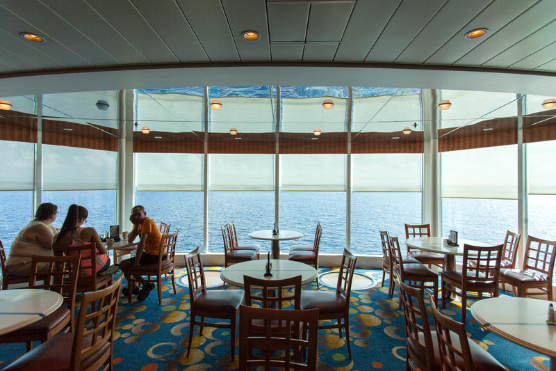 Oceanview Cafe on Celebrity Constellation