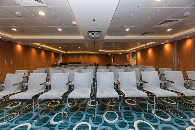 Beta Conference Room on Celebrity Constellation