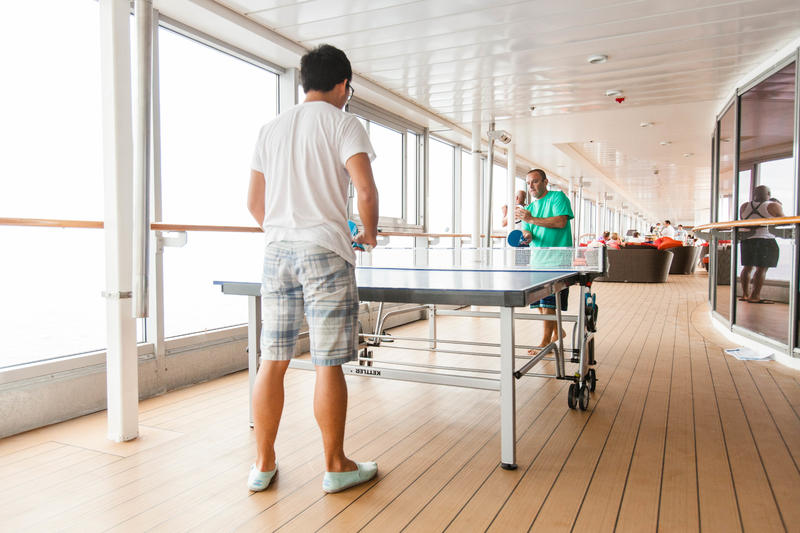 Ping Pong on Celebrity Constellation
