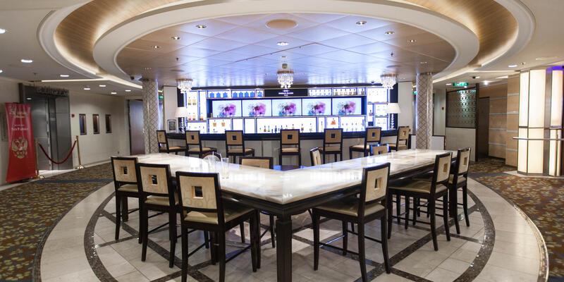 World Class Bar on Celebrity Equinox (Photo: Cruise Critic)