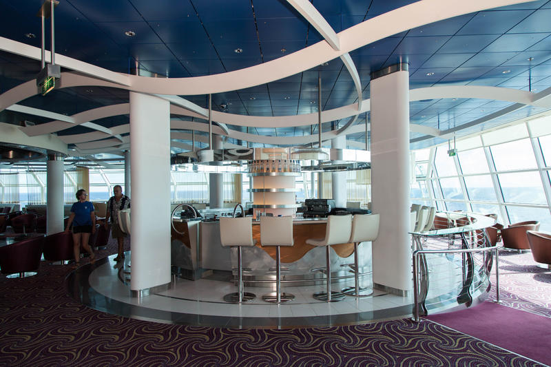 Sky Observation Lounge on Celebrity Equinox