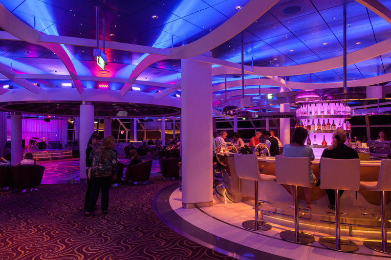 The 80s Party on Celebrity Equinox