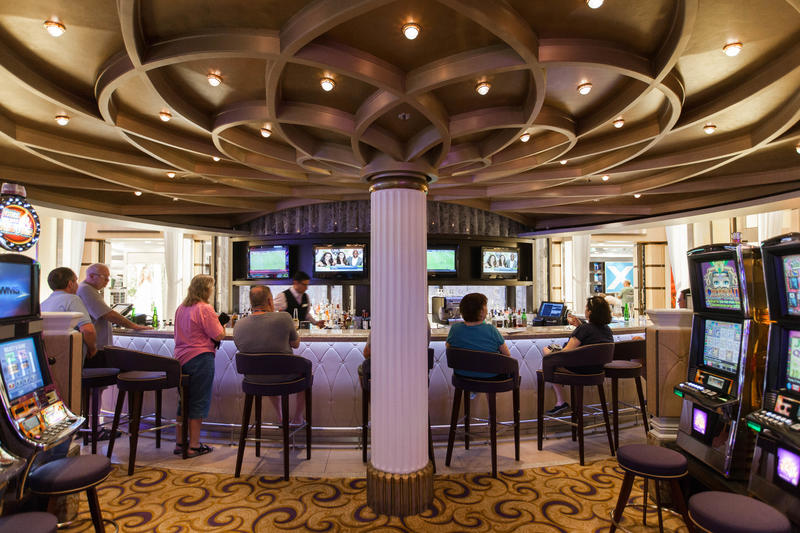 Casino Bar on Celebrity Equinox