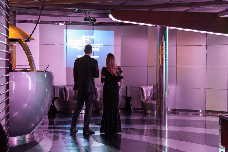 Quasar on Celebrity Equinox