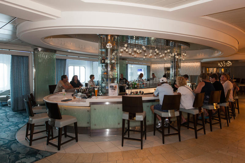 Martini Bar on Celebrity Equinox