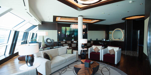The Reflection Suite on Celebrity Reflection (Photo: Cruise Critic)
