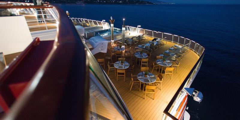 Aquavit Terrace on Viking Star (Photo: Cruise Critic)