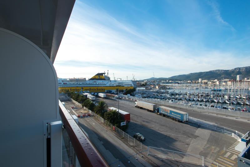 Toulon Port