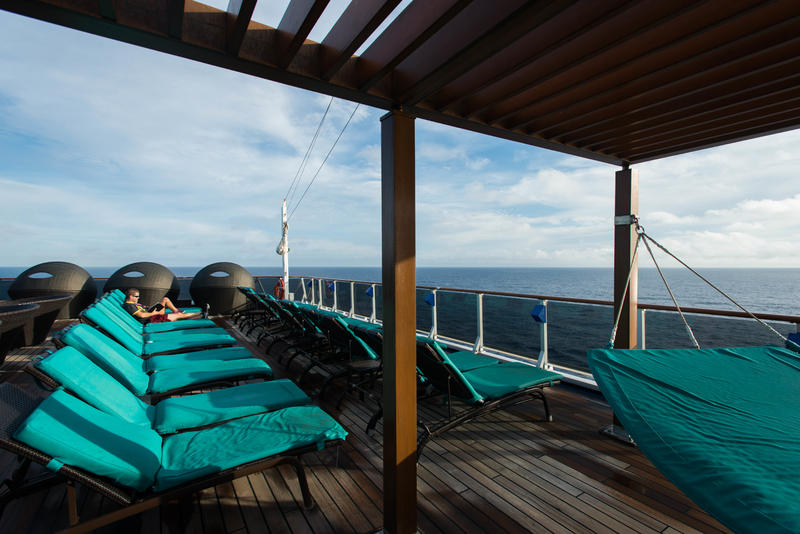 The Serenity on Carnival Pride
