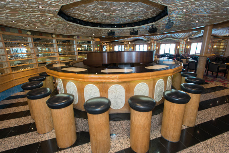 Ivory Bar on Carnival Pride