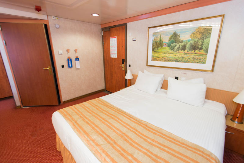 The Accessible Balcony Cabin on Carnival Pride