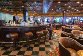 The Winners' Club Casino Bar