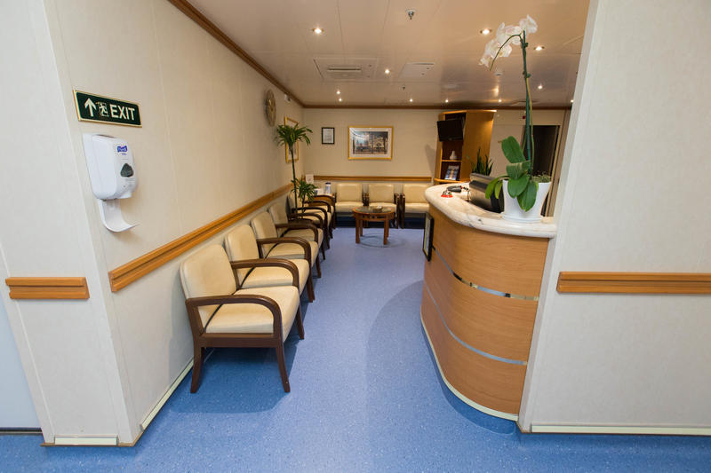 Medical Center on Crown Princess