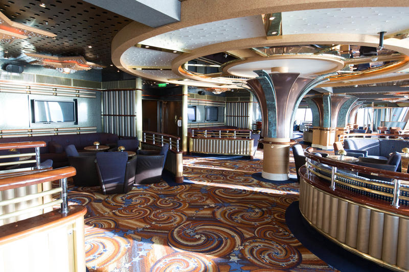 Skywalkers Nightclub on Crown Princess