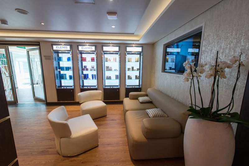 Mandara Spa & Salon on Norwegian Escape