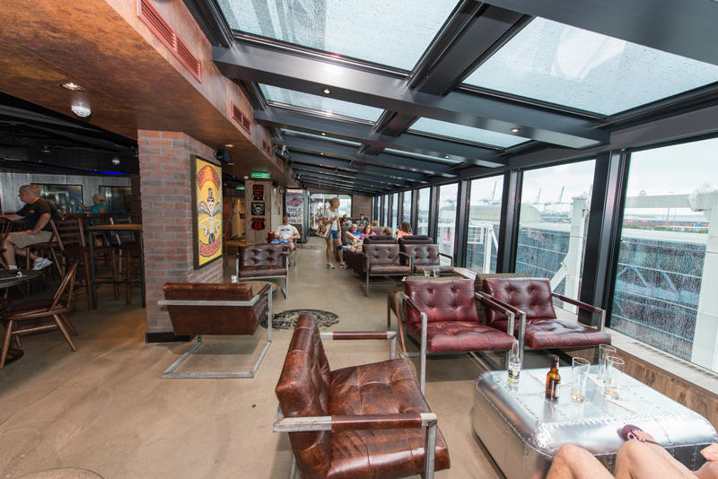 The District Brew House on Norwegian Escape