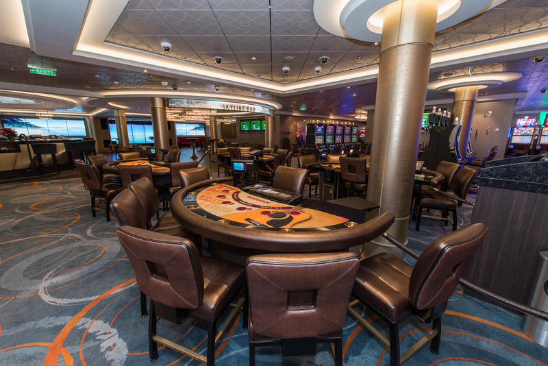 Casino on Norwegian Escape