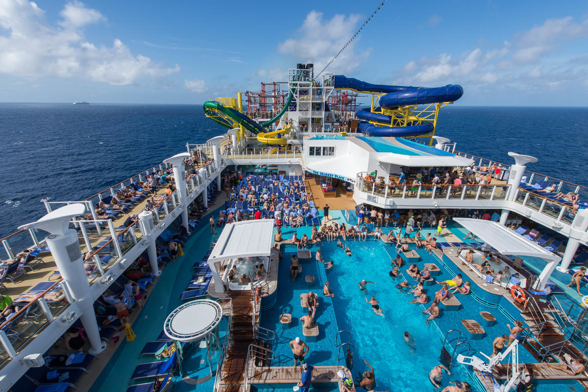 What To Expect On A Cruise Cruise Ship Pools Cruise Critic