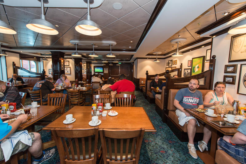 O'Sheehan's Neighborhood Bar & Grill on Norwegian Escape