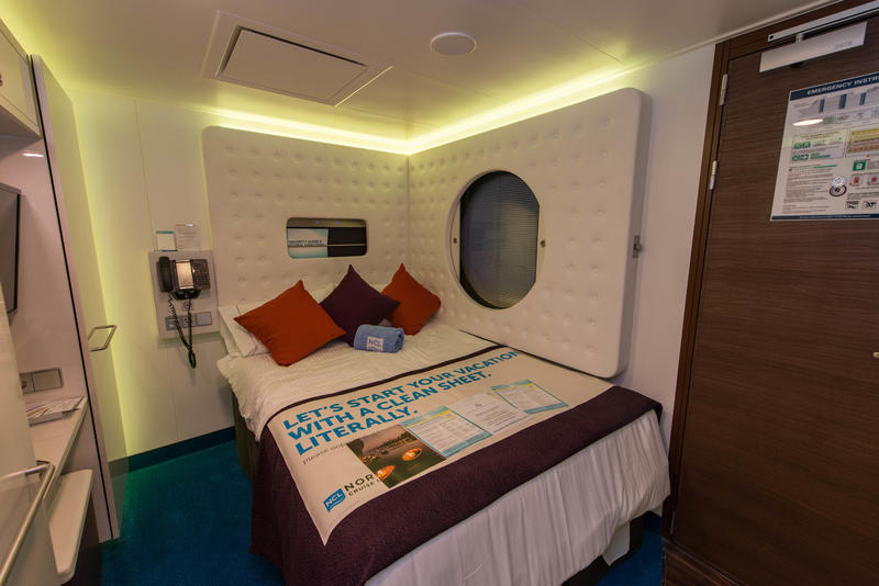 The Studio on Norwegian Escape