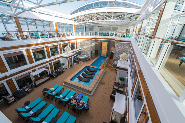 The Haven on Norwegian Escape