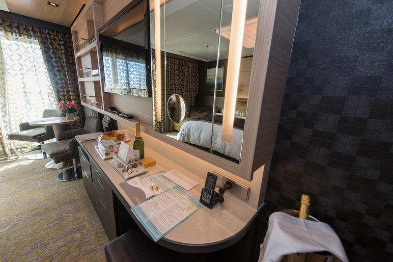 The The Haven Suite on Norwegian Escape
