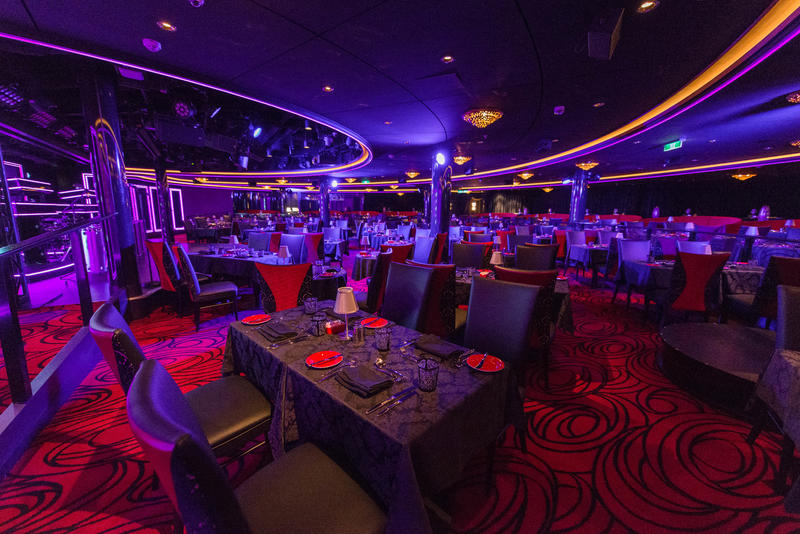 The Supper Club on Norwegian Escape