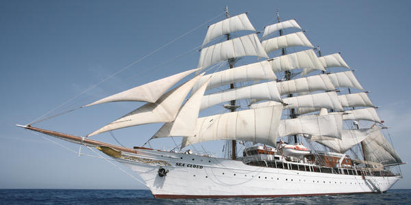 Sea Cloud (Photo: Sea Cloud Cruises)