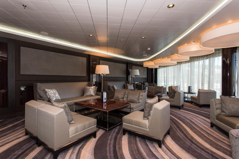 The Epic Club on Norwegian Epic