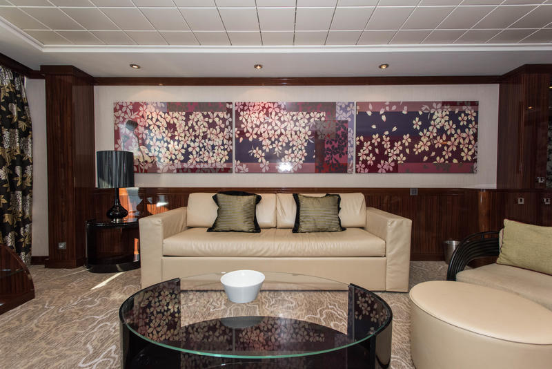 The Haven Owner's Suite on Norwegian Epic