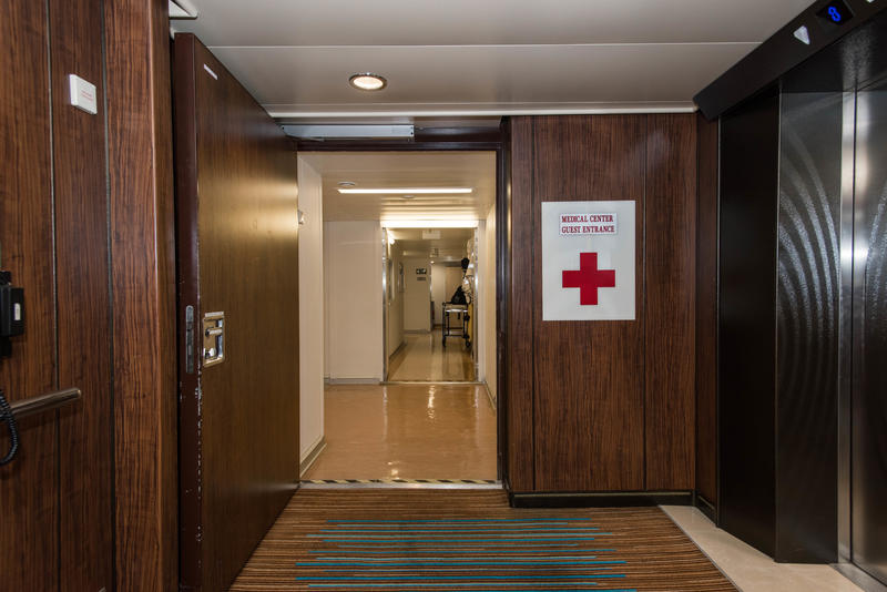 Medical Center on Norwegian Epic