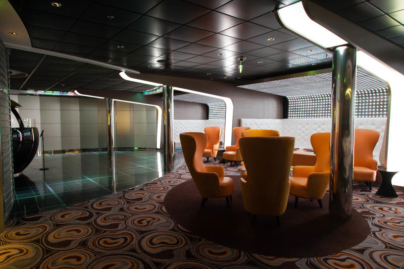 Quasar on Celebrity Silhouette