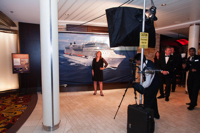 Photo Gallery on Celebrity Silhouette