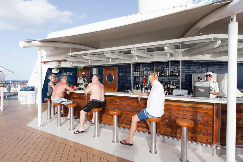 Mast Bar on Celebrity Silhouette