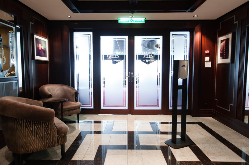 Michael's Club on Celebrity Silhouette